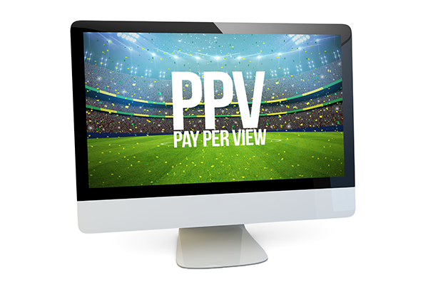 IMonetization by Pay Per View